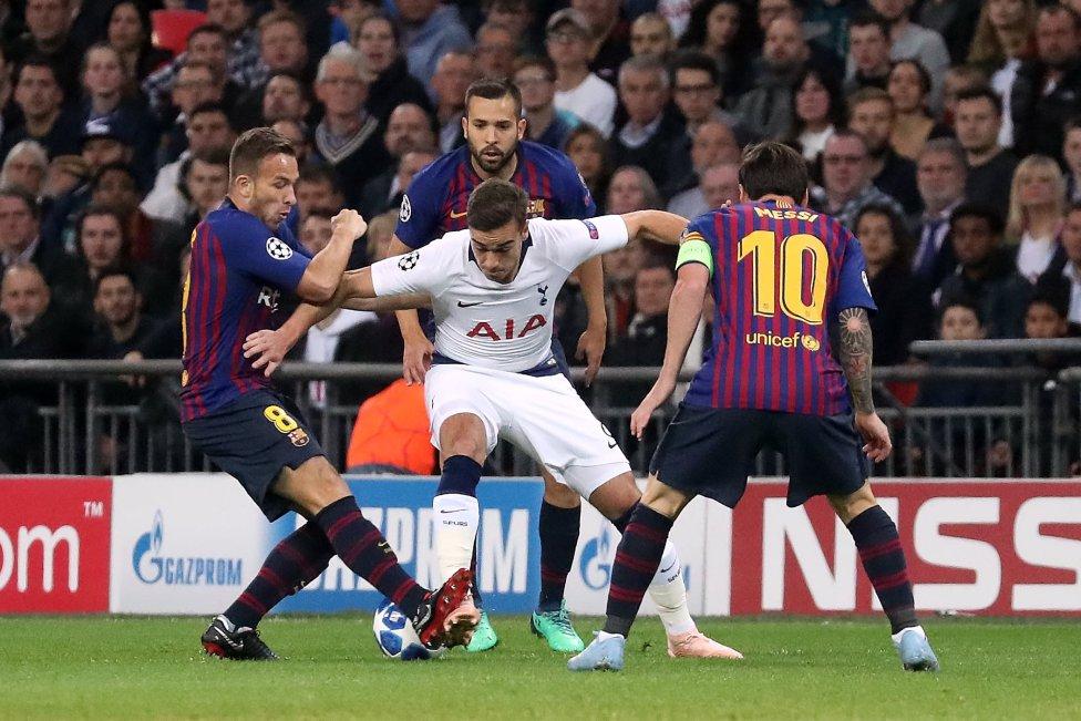 صور مباراة : توتنهام - برشلونة 2-4 ( 03-10-2018 )  1538590694_056078_1538596105_album_grande