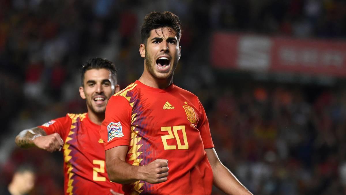España vapuleó a Gales en el amistoso FIFA