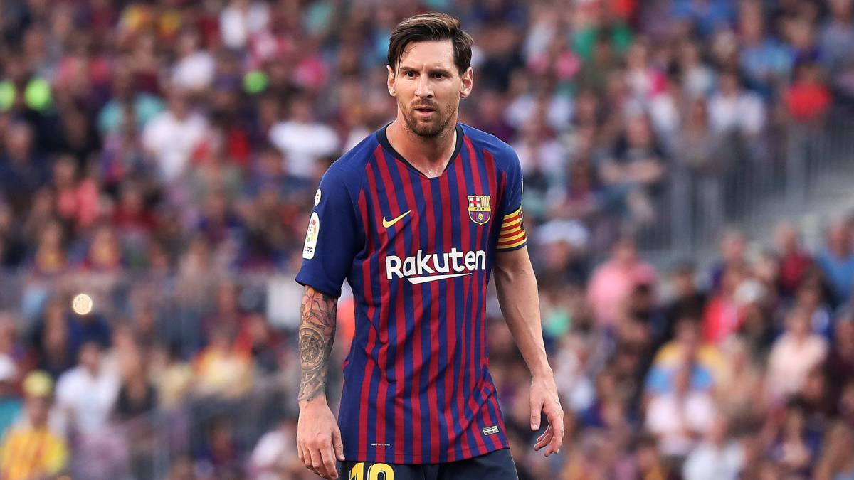 'Let's stop making a god out of Lionel Messi'