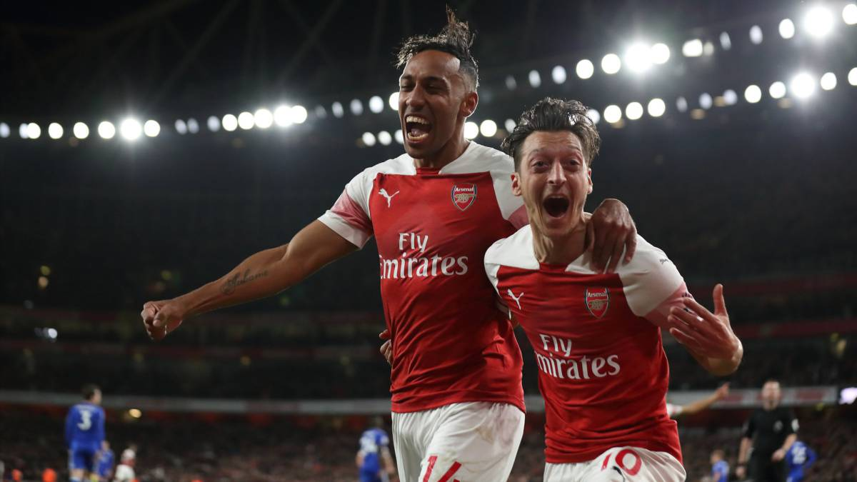 Arsenal sigue imparable tras vencer al Leicester en Premier