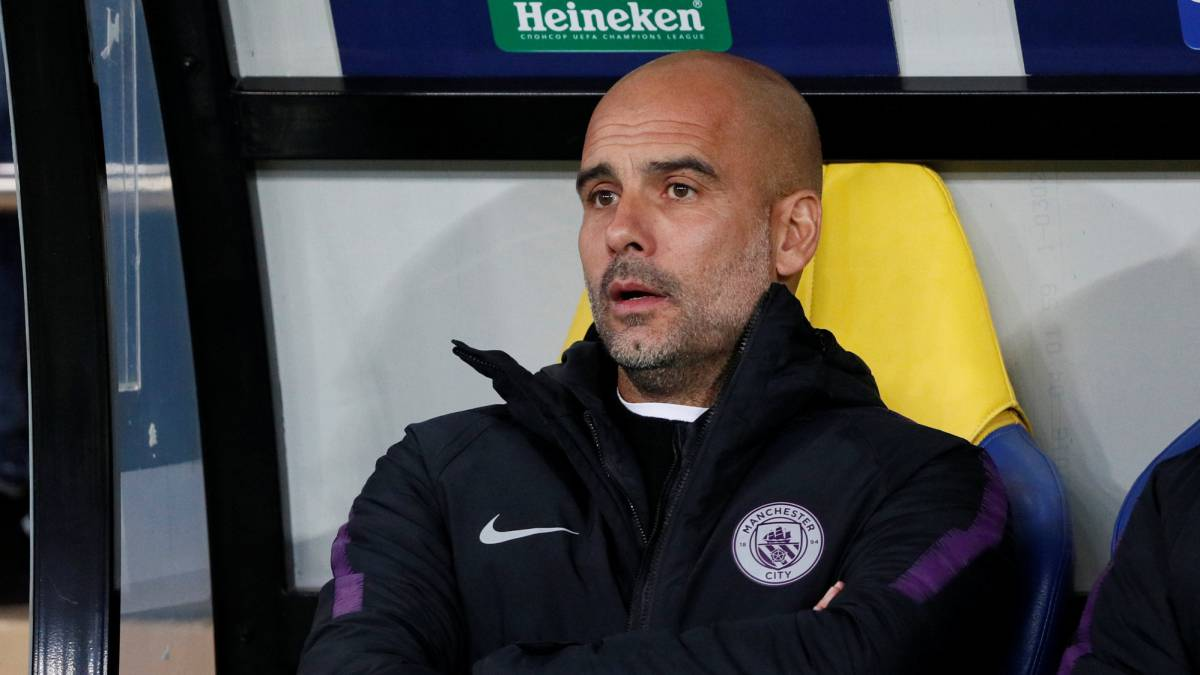 Guardiola solo dirigiría al Manchester City