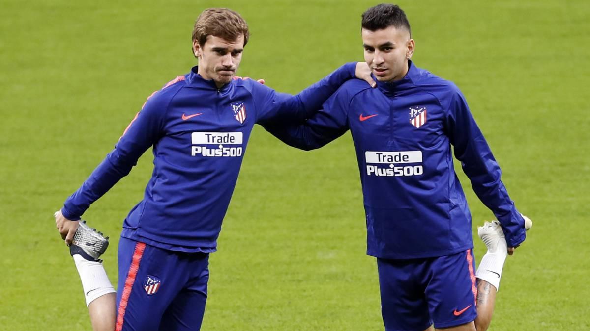 Atlético de Madrid es líder de la Liga Santander