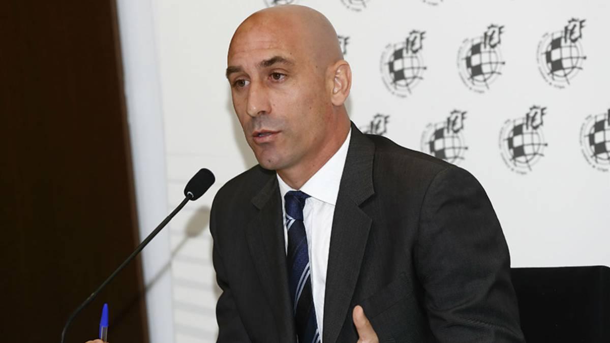 Un vicepresidente de la Federación Española, detenido por desvío de fondos