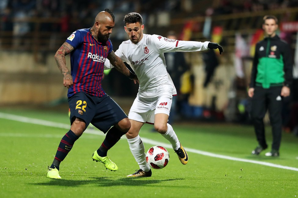 صور مباراة : كولتورال ليونيسا - برشلونة 0-1 ( 31-10-2018 ) كأس ملك إسبانيا 1541018306_553970_1541019955_album_grande