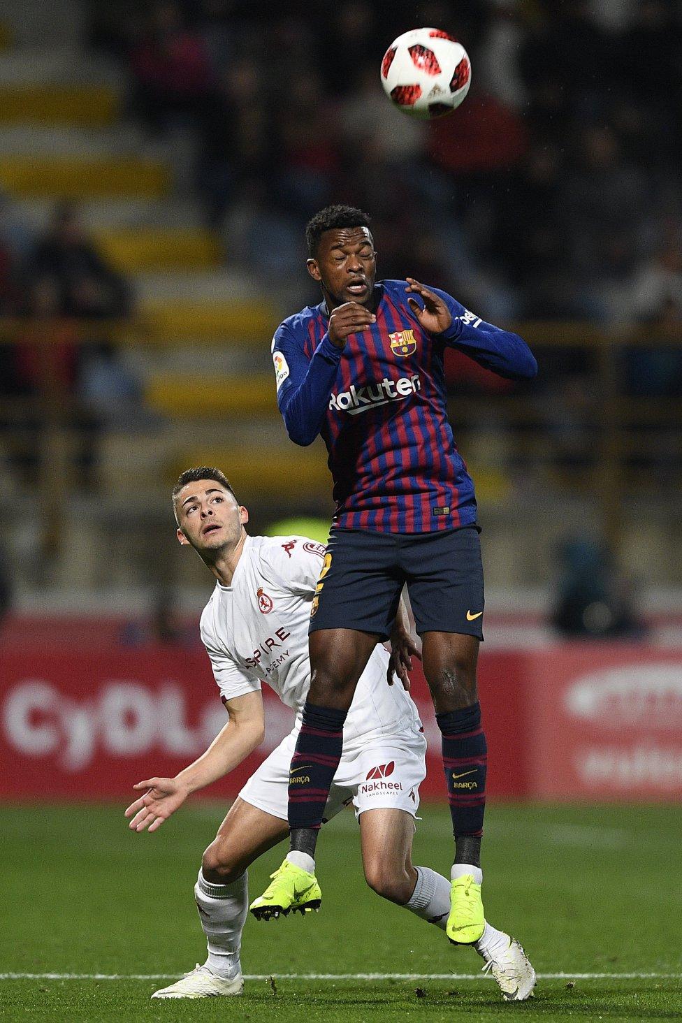 صور مباراة : كولتورال ليونيسا - برشلونة 0-1 ( 31-10-2018 ) كأس ملك إسبانيا 1541018306_553970_1541020392_album_grande