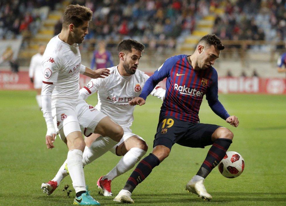 صور مباراة : كولتورال ليونيسا - برشلونة 0-1 ( 31-10-2018 ) كأس ملك إسبانيا 1541018306_553970_1541020393_album_grande