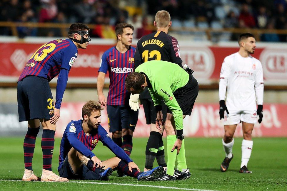 صور مباراة : كولتورال ليونيسا - برشلونة 0-1 ( 31-10-2018 ) كأس ملك إسبانيا 1541018306_553970_1541021194_album_grande