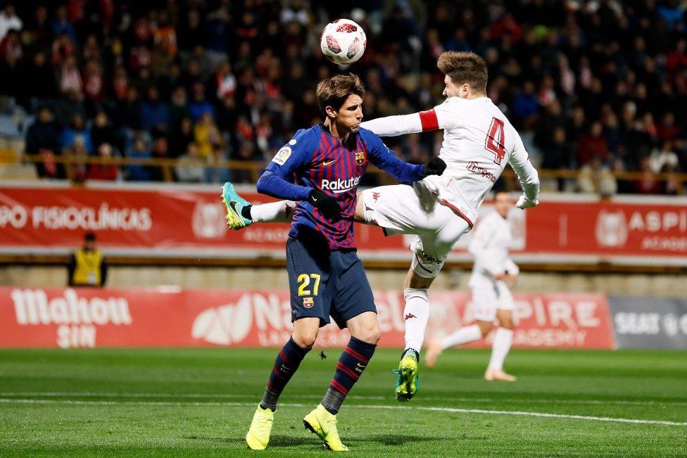 صور مباراة : كولتورال ليونيسا - برشلونة 0-1 ( 31-10-2018 ) كأس ملك إسبانيا 1541018306_553970_1541022132_album_grande