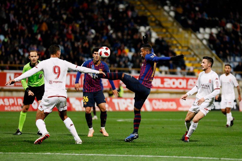 صور مباراة : كولتورال ليونيسا - برشلونة 0-1 ( 31-10-2018 ) كأس ملك إسبانيا 1541018306_553970_1541022137_album_grande