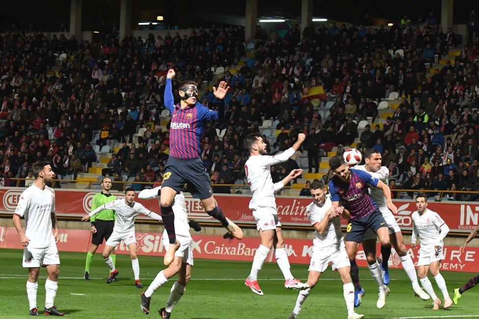 صور مباراة : كولتورال ليونيسا - برشلونة 0-1 ( 31-10-2018 ) كأس ملك إسبانيا 1541018306_553970_1541022139_album_grande