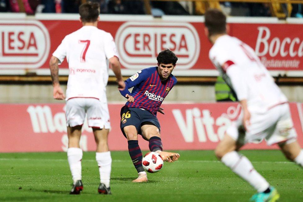 صور مباراة : كولتورال ليونيسا - برشلونة 0-1 ( 31-10-2018 ) كأس ملك إسبانيا 1541018306_553970_1541023472_album_grande