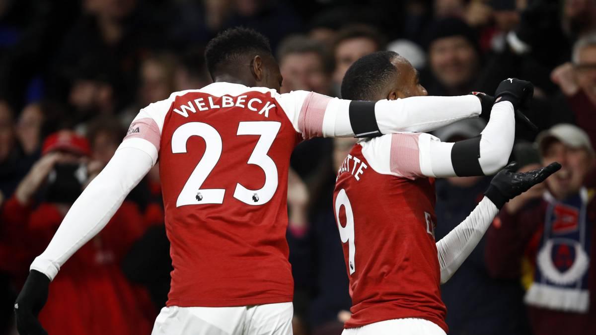 Deporte General: Duelo de titanes entre Arsenal y Liverpool
