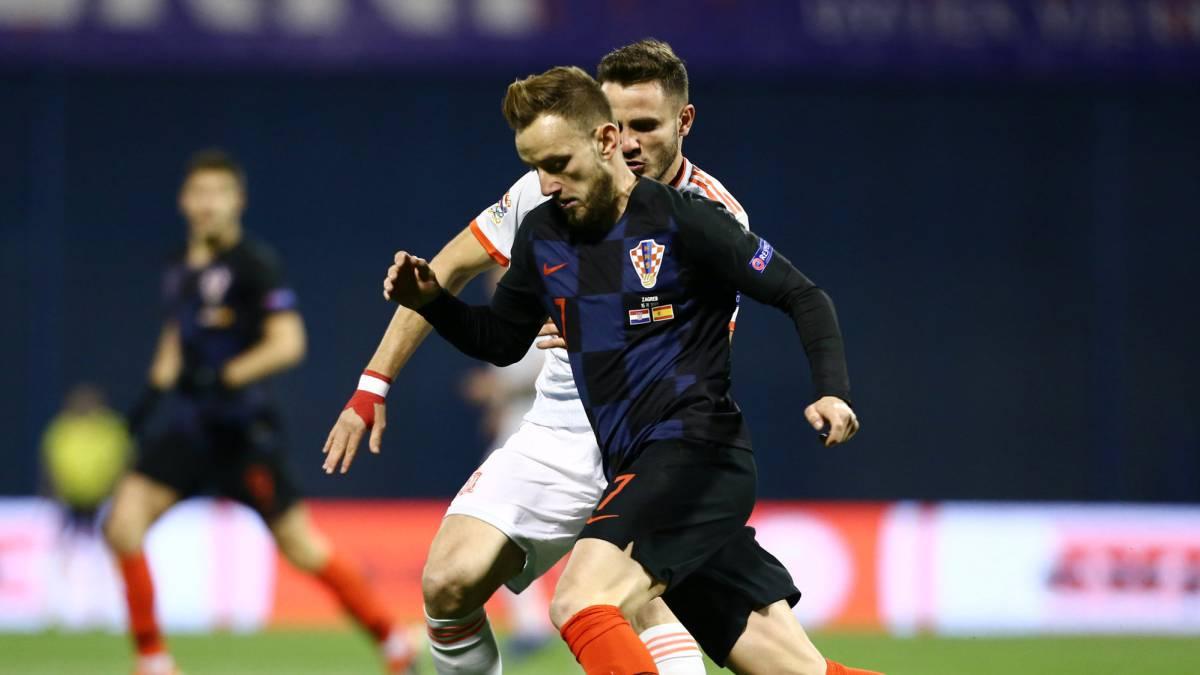 El FC Barcelona confirma la lesión de Ivan Rakitic