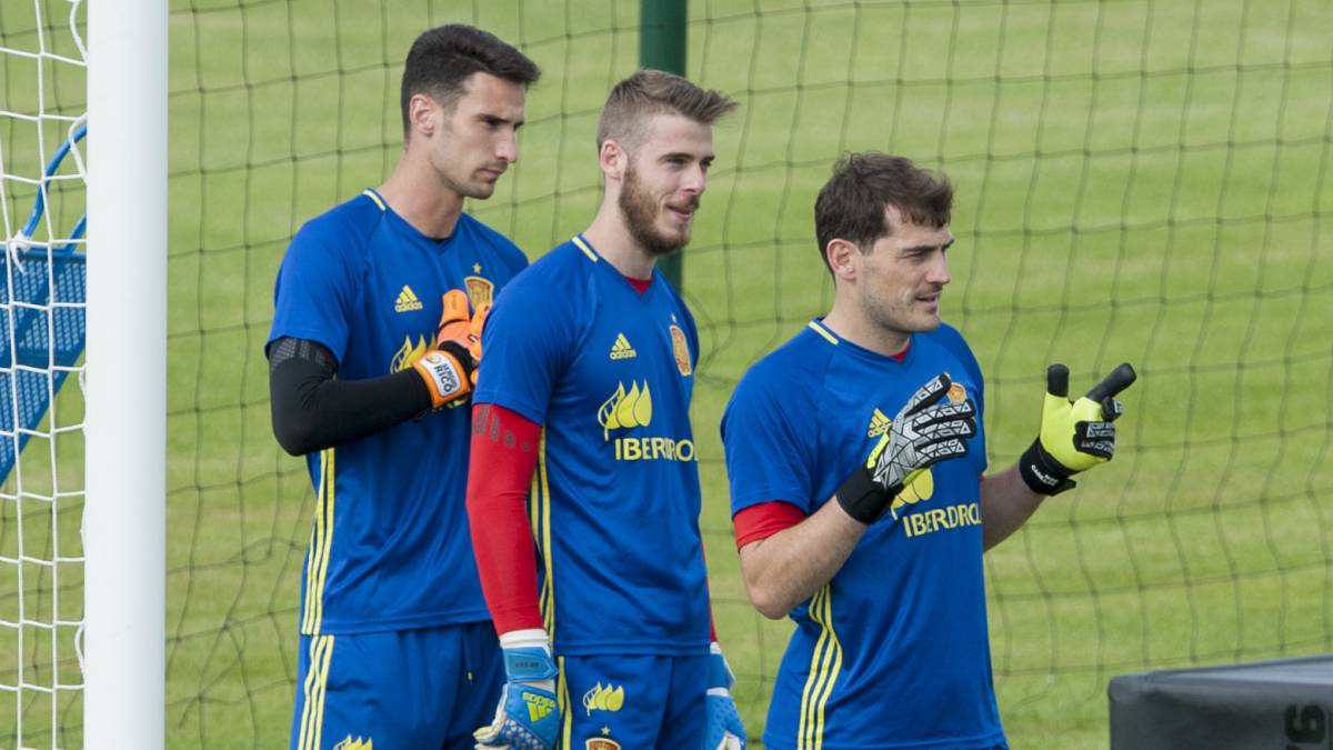 What Luis Enrique told David de Gea after latest Spain blunder