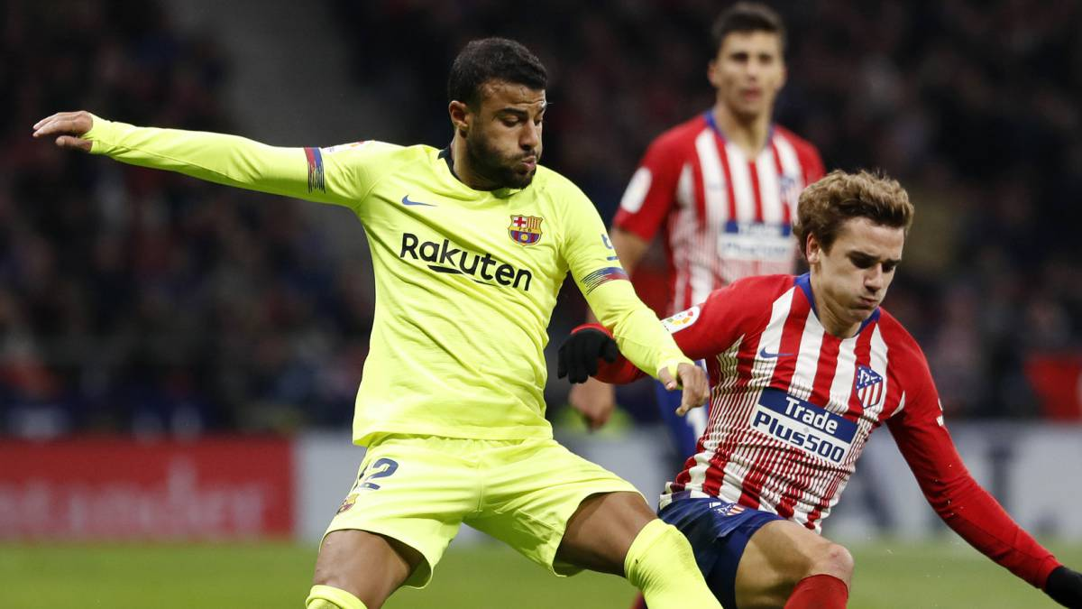 Injury blows for Rafinha and Roberto rock Barca