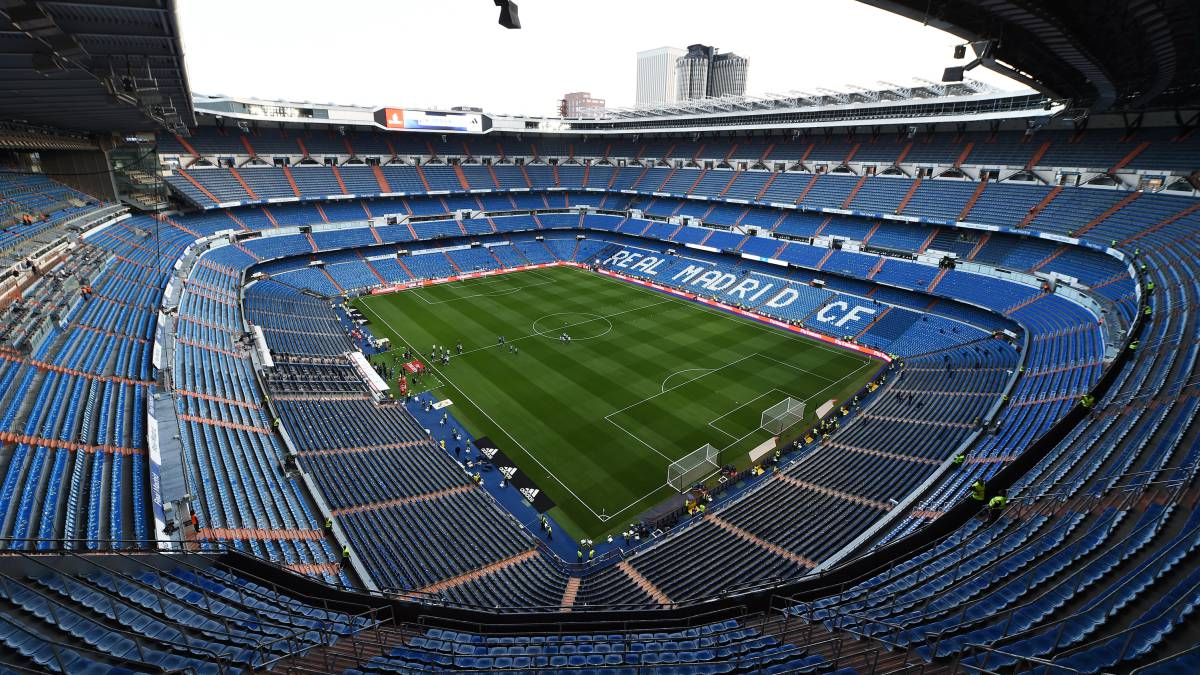Madrid's Bernabeu to host Libertadores final