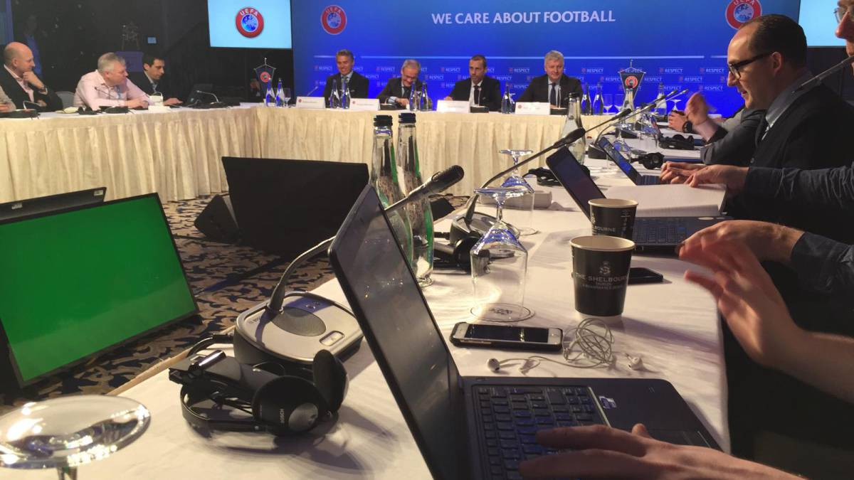 UEFA approves third club competition