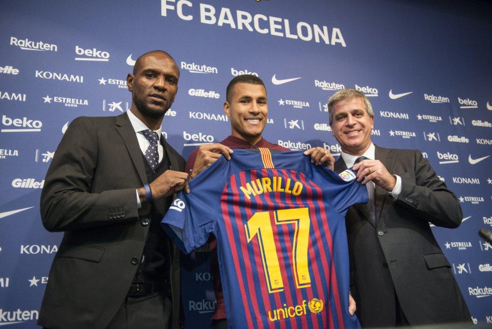 تقديم جيسون موريللو لاعب جديد في صفوف نادي برشلونة 1545912909_078282_1545914502_album_grande