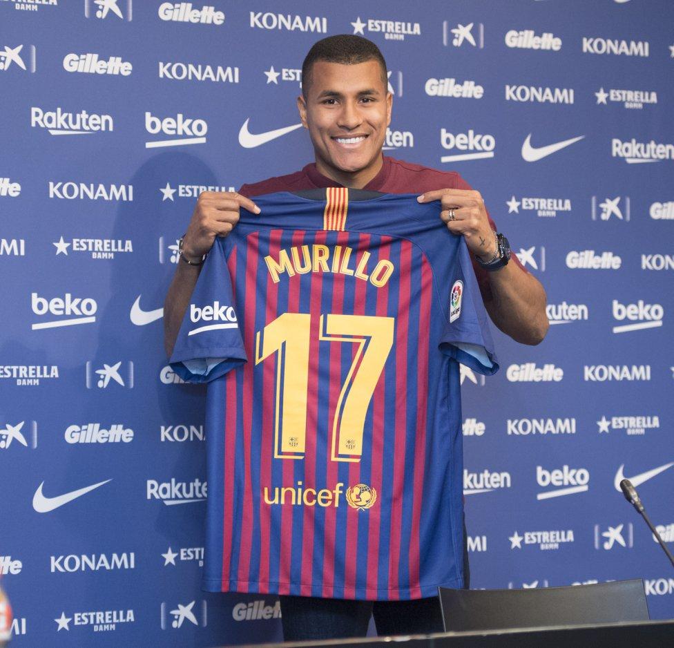 تقديم جيسون موريللو لاعب جديد في صفوف نادي برشلونة 1545912909_078282_1545914504_album_grande
