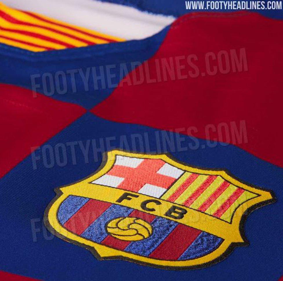 375626381 Barcelona 2019 20 Nike home kit  new images leaked - AS.com