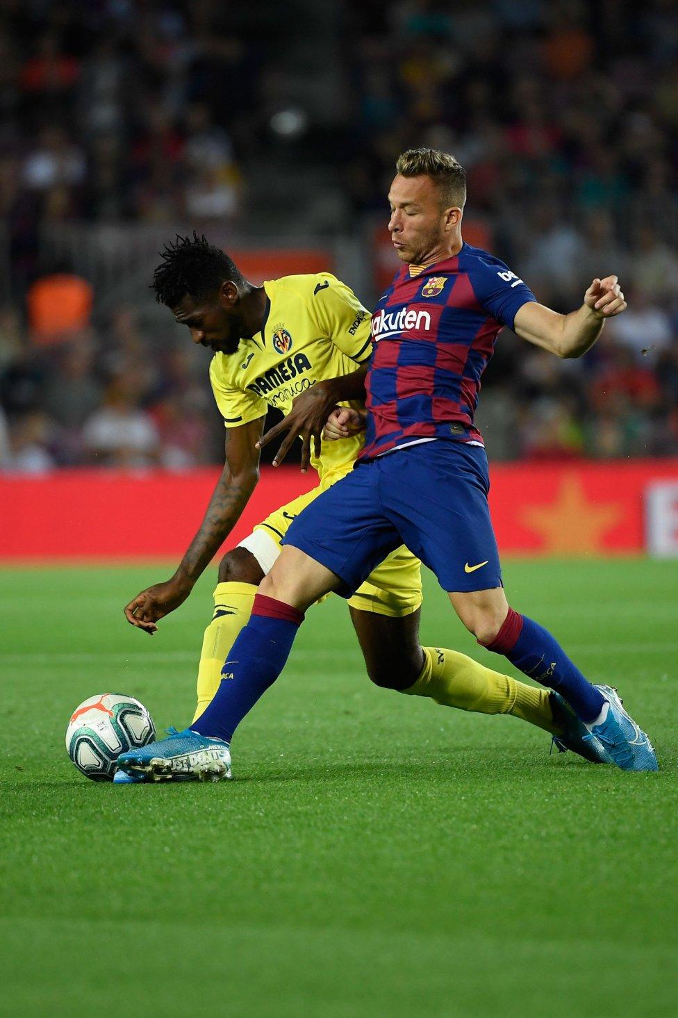 صور مباراة : برشلونة - فياريال 2-1 ( 24-09-2019 )  1569352404_626565_1569352865_album_grande