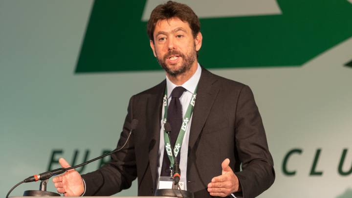 Agnelli: 'Should Atalanta be in Champions League?'