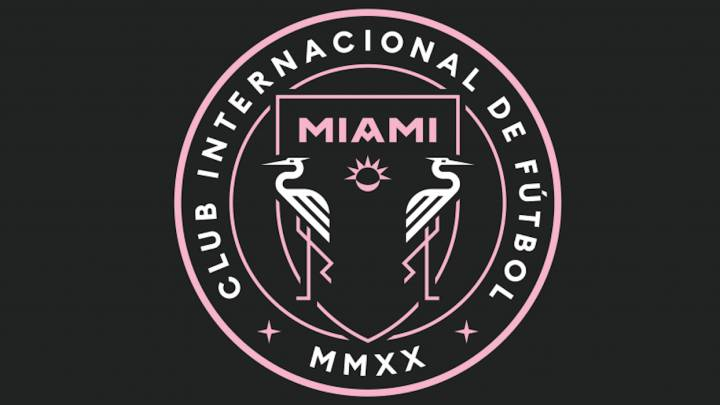 Inter de Miami modifica escudo por el Covid-19