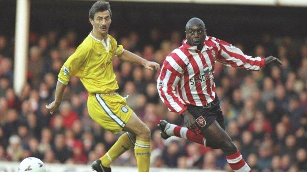 Ali Dia - Southampton Football Club