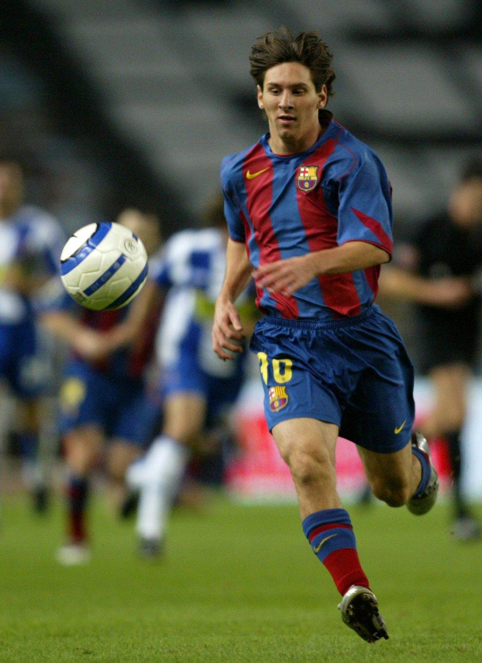 Messi - 2005