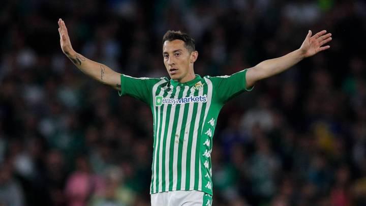 Betis reduce sueldo a sus jugadores — España