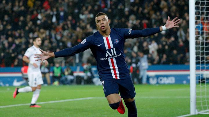 PSG crowned French champions