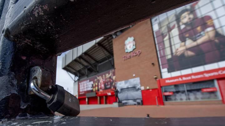 Estudio afirma que el Liverpool-Atlético provocó 41 muertes por COVID-19
