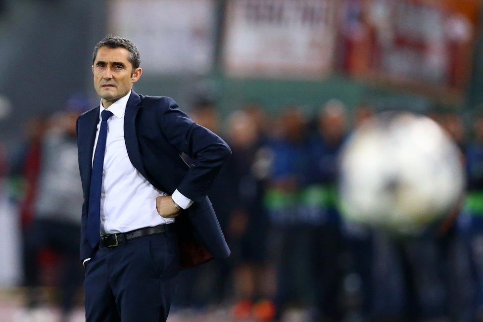Ernesto Valverde -Su último equipo fue el FC Barcelona