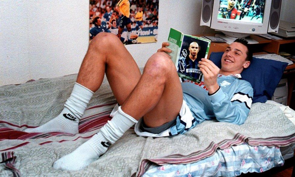 Ibrahimovic en el Malmö.