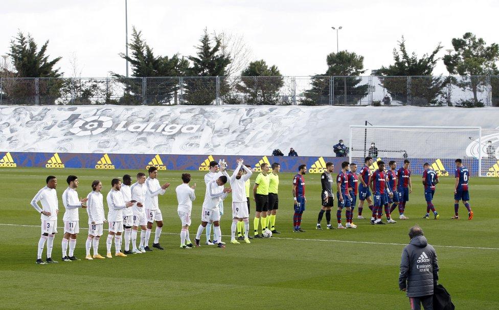 Real Madrid 1-2 Levante