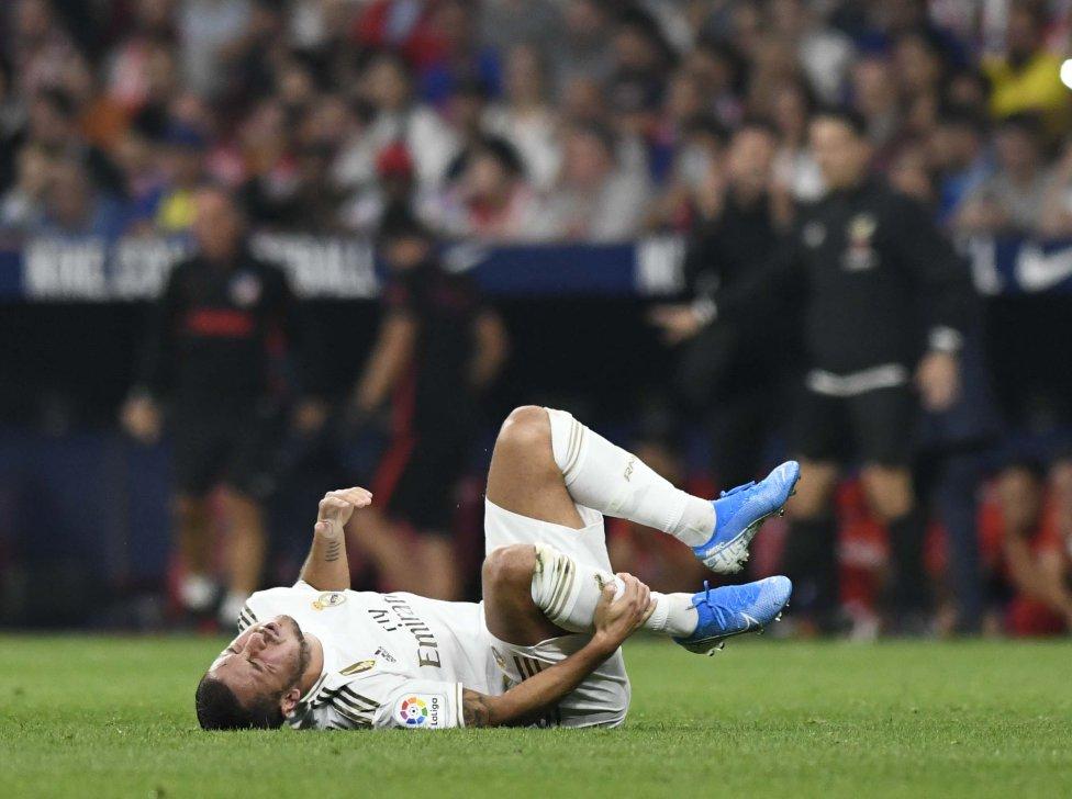 Hazard lesionado