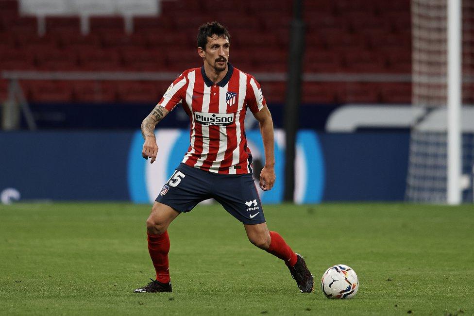 Stefan Savic (Montenegro y Atlético de Madrid)