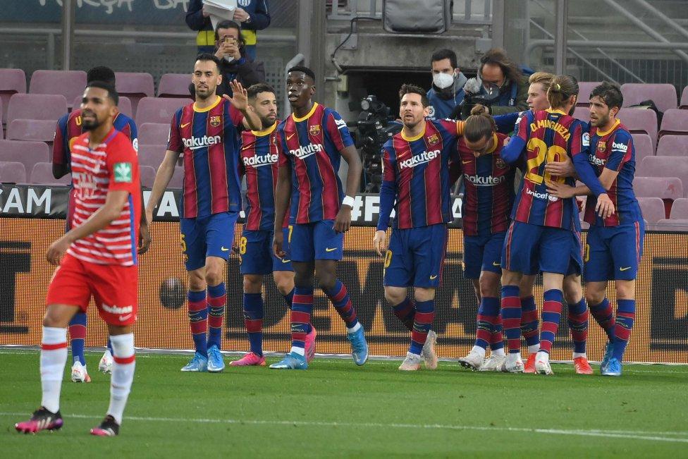 1. Barcelona: 4.760 millones de dólares