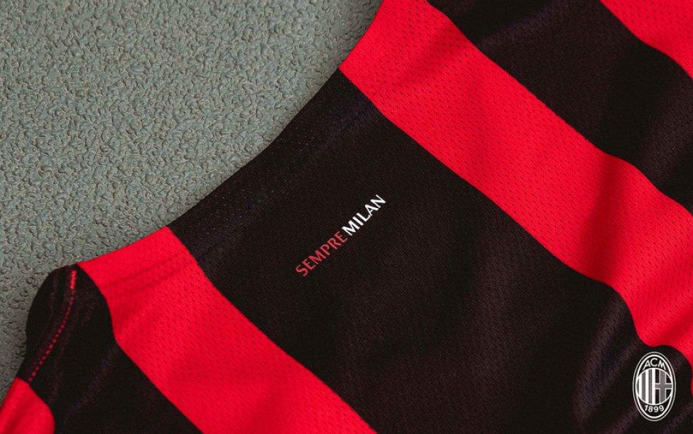 AC Milan unveil new Puma home kit