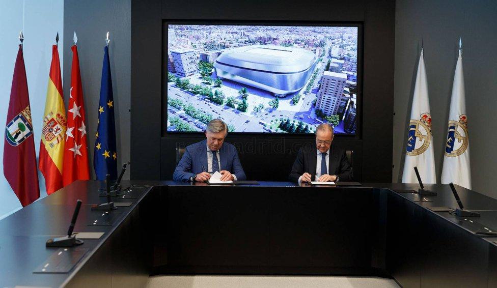 Presentacion de Ancelotti como entrenador del Real Madrid