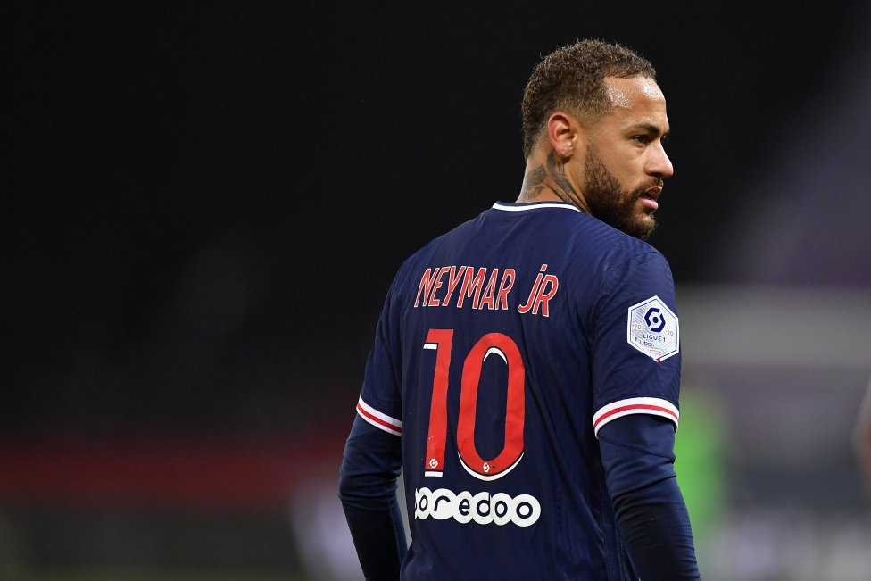 1. Neymar (PSG)
