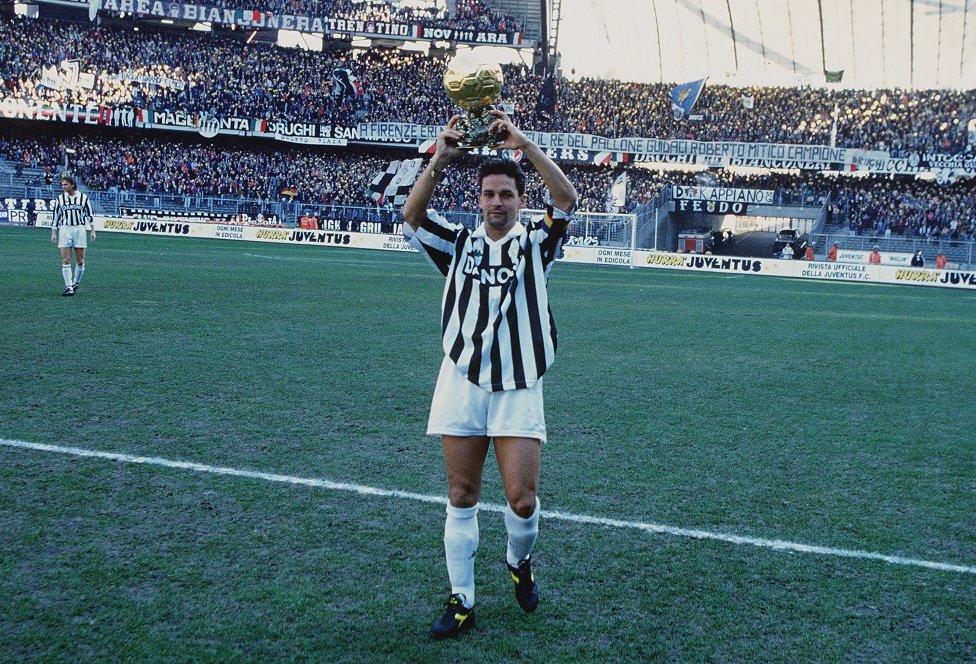 1990: Roberto Baggio (12,90M)