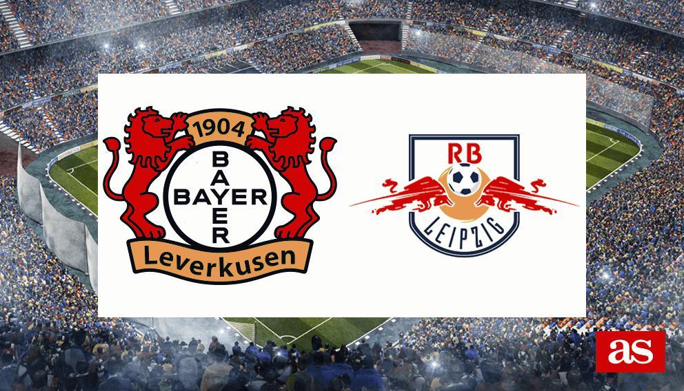 Bayern Leverkusen - Leipzig: resultado, resumen y goles