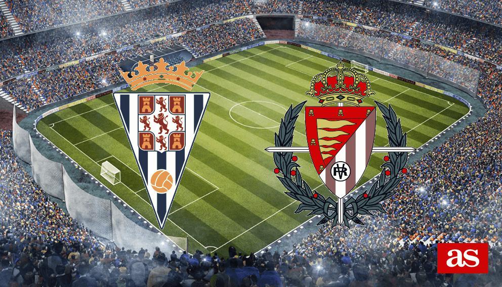 Córdoba - Valladolid en vivo y en directo online: LaLiga 1,2,3 2016/2017