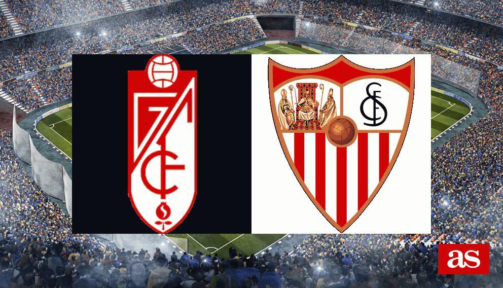 Granada - Sevilla en vivo y en directo online: LaLiga Santander 2016/2017