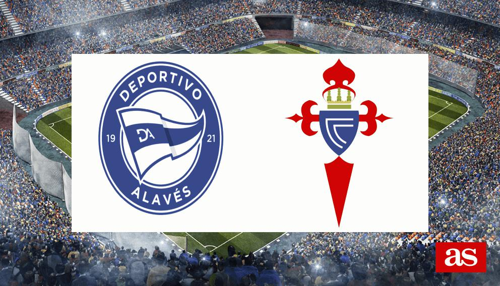 Alavés-Celta en directo online: Semifinal Copa del Rey