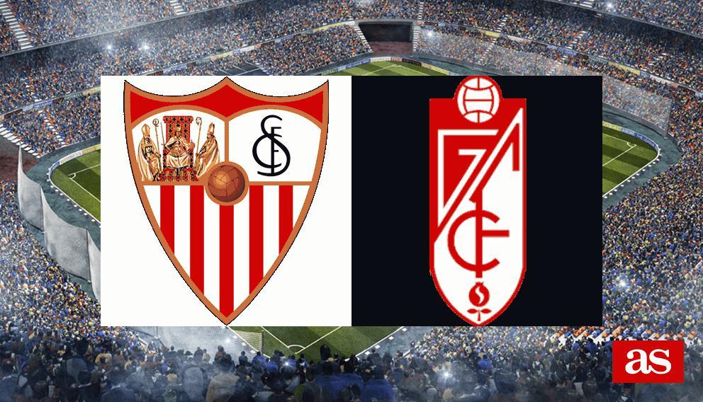 Sevilla-Granadaen directo online: J33 de LaLiga Santander