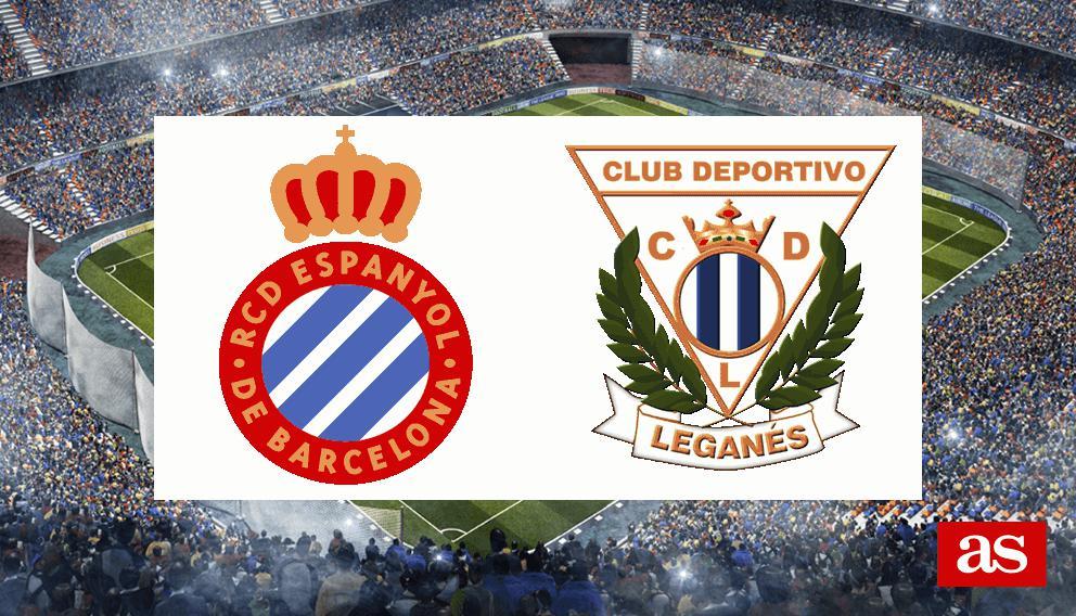 Espanyol 3-0 Leganés: Resumen, goles y resultado