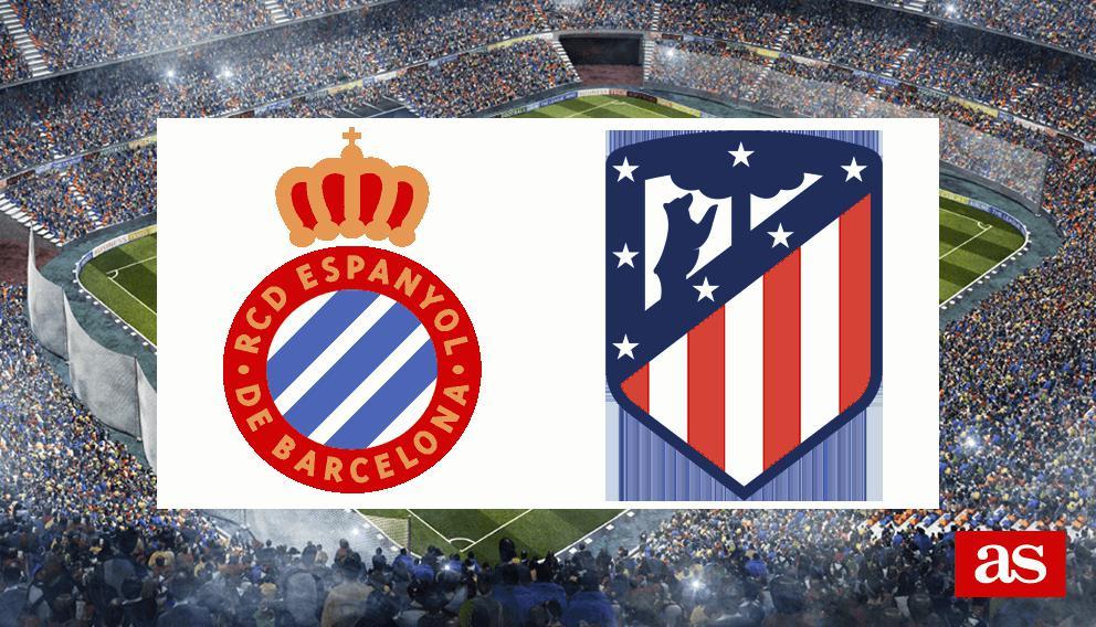 Espanyol-Atlético en directo online: J33 de LaLiga Santander