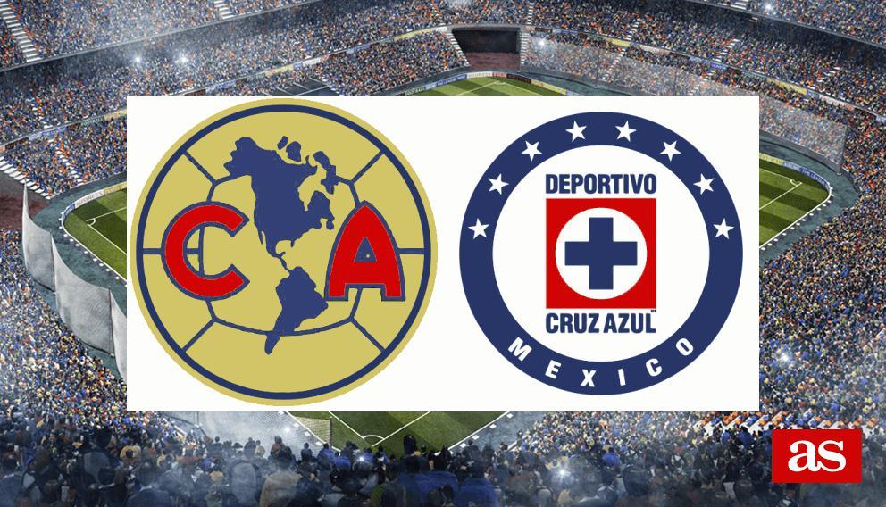 America And Cruz Azul >> América vs. Cruz Azul live: Liga MX Clausura 2017 - AS.com